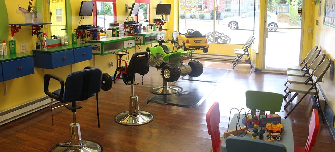 Complete salon equipment for sale