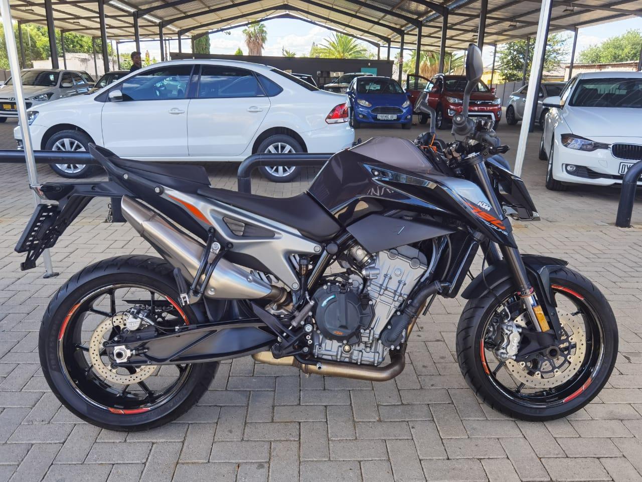 2018 KTM 790 DUKE