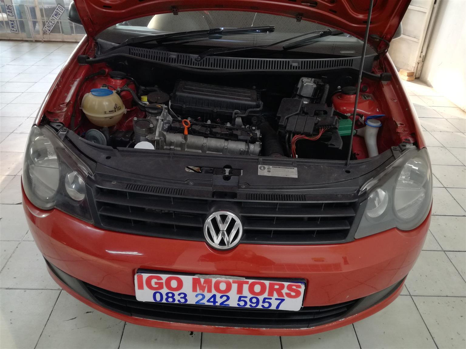 2010 Volkswagen Polo Vivo 1.4Trendline Mechanically perfect