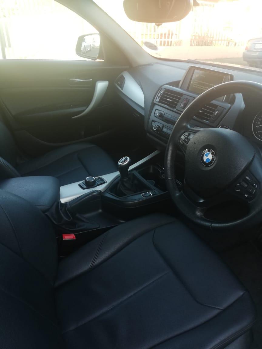 2014 BMW 1 Series 116i 5 door