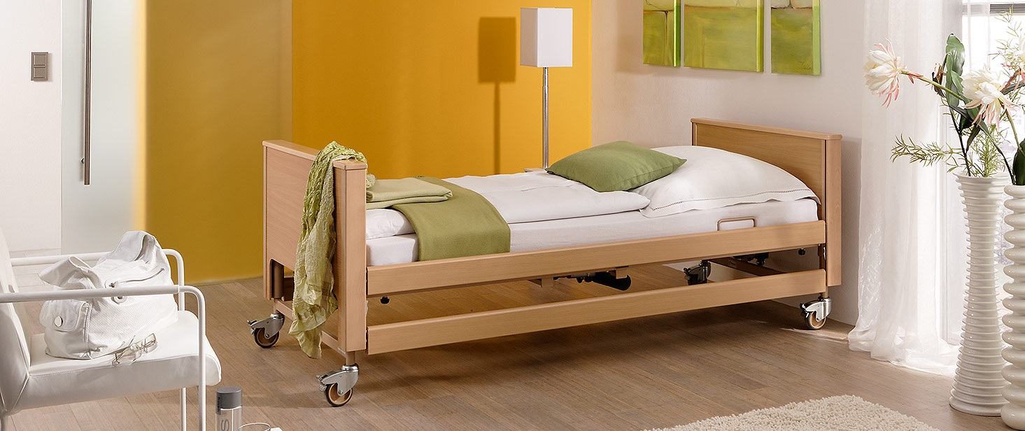 Home Care Bed - Electrically Adjustable - German Motors with back-up battery. On Sale, FREE DELIVERY