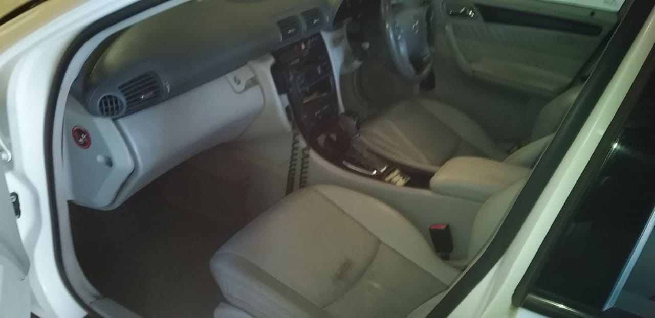 2003 Mercedes Benz C Class C240 Elegance