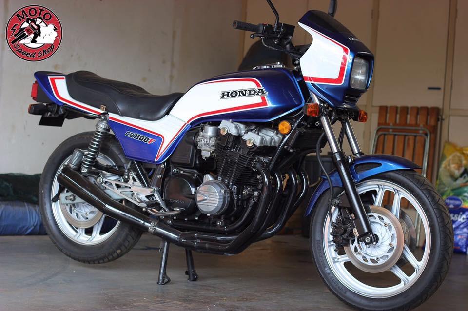 Rare Honda CB1100F Collectable classic