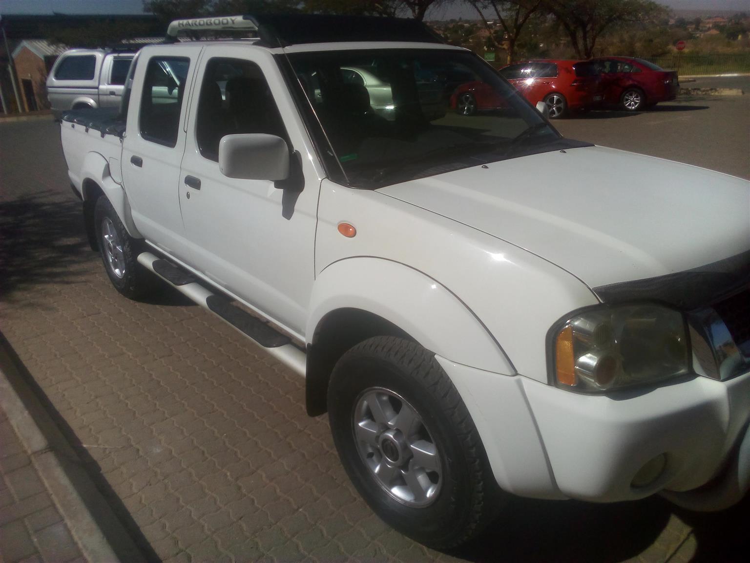 2007 Nissan Hardbody 2 4 16V double cab 4x4 SE | Junk Mail