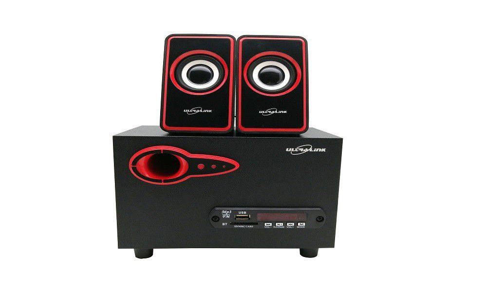 14w 2.1 Channel Subwoofer Speaker Ultralink