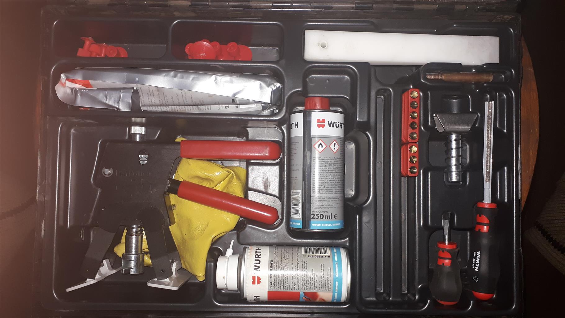 Wurth dent repair kit