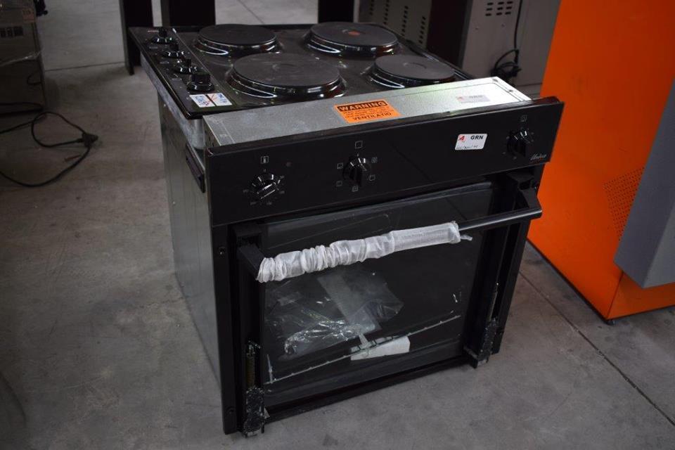 Black mini oven stove for sale
