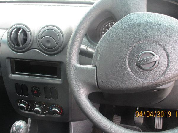 2012 Nissan NP200 1.6i (aircon)