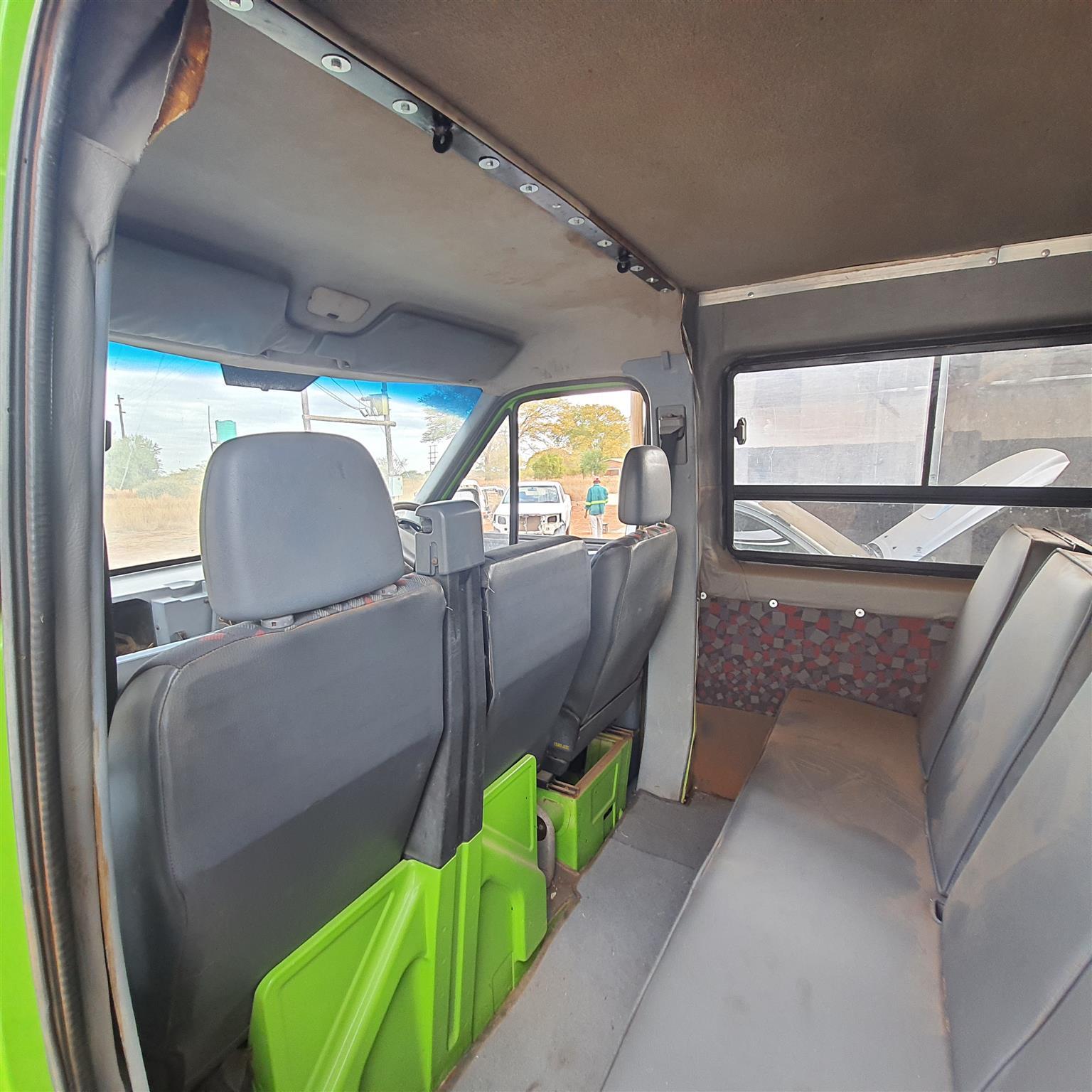 Mercedes Benz Sprinter Taxi