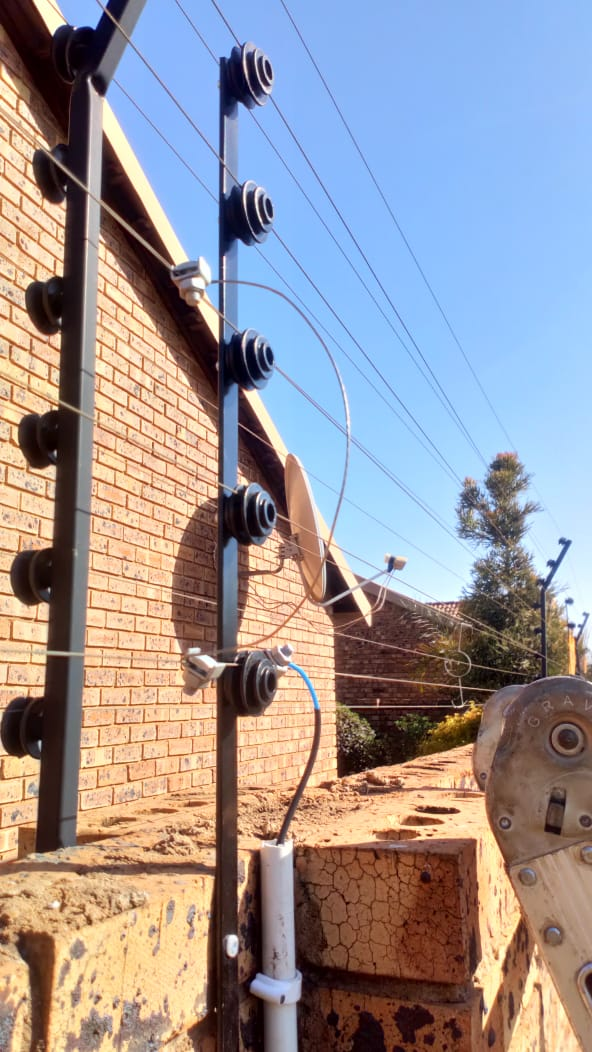 Electric Fence - Installation and Repairs