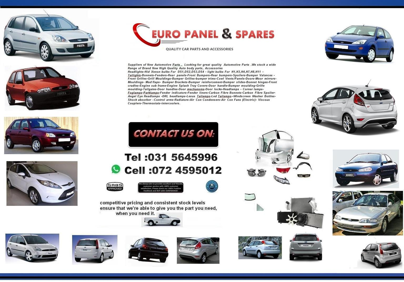 Specialising in ford automotive new parts body partsaccessories suspension partsauto