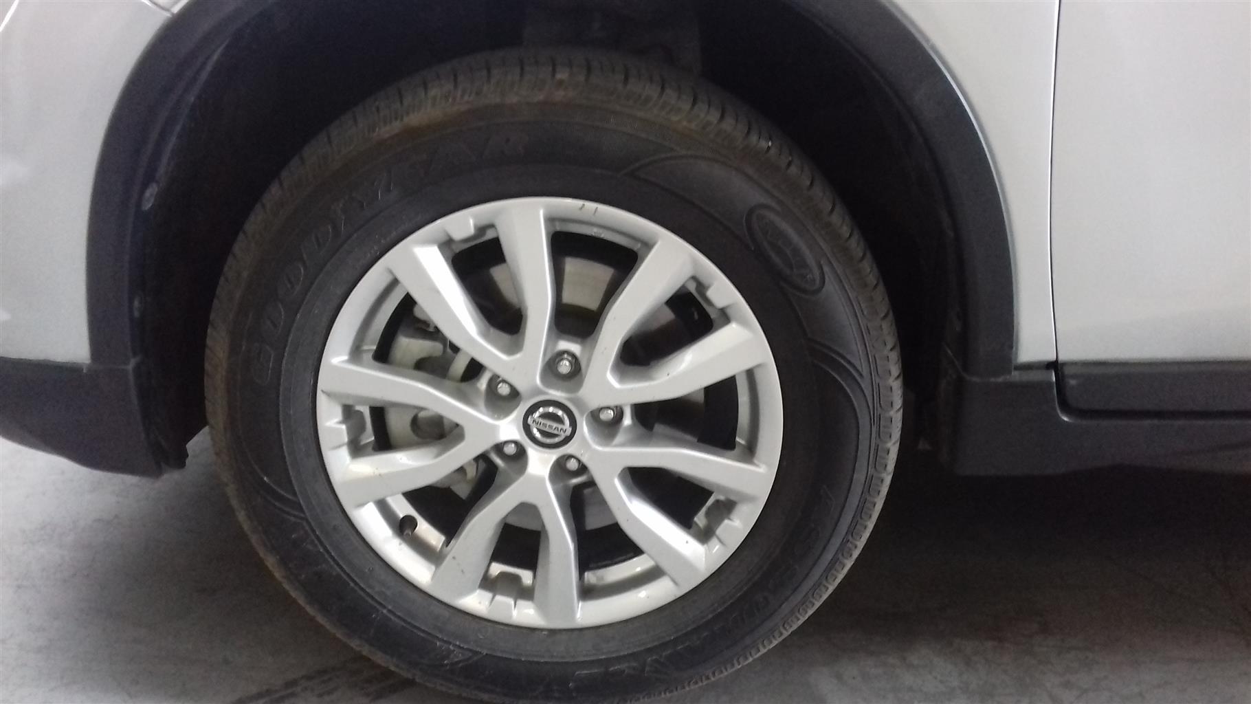 2019 Nissan X-Trail 2.2D 4x4 SEL