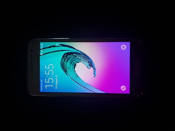 Gold Samsung Galaxy J2 Dual Sim