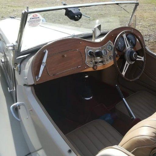 1952 Classic Cars MG