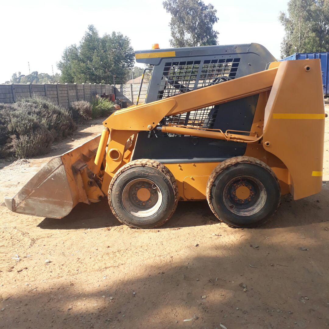 Plant Hire & Construction Equipment