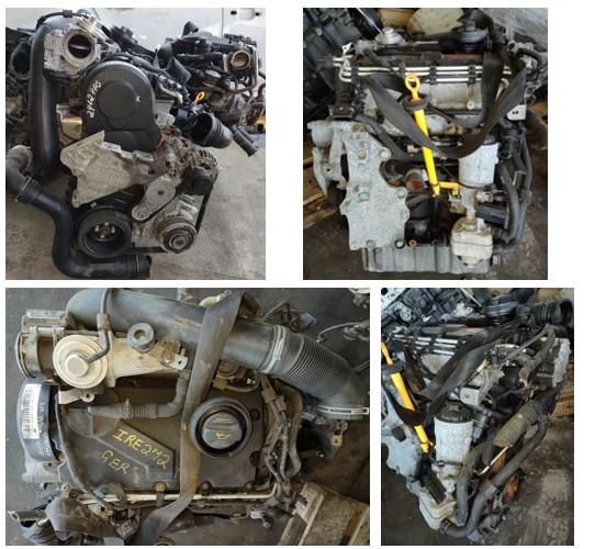BKC VW GOLF5 1.9 TDI DIESEL ENGINE