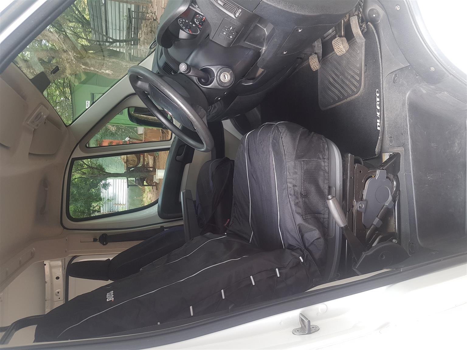 2013 Fiat Ducato 2.3 Multijet CH2