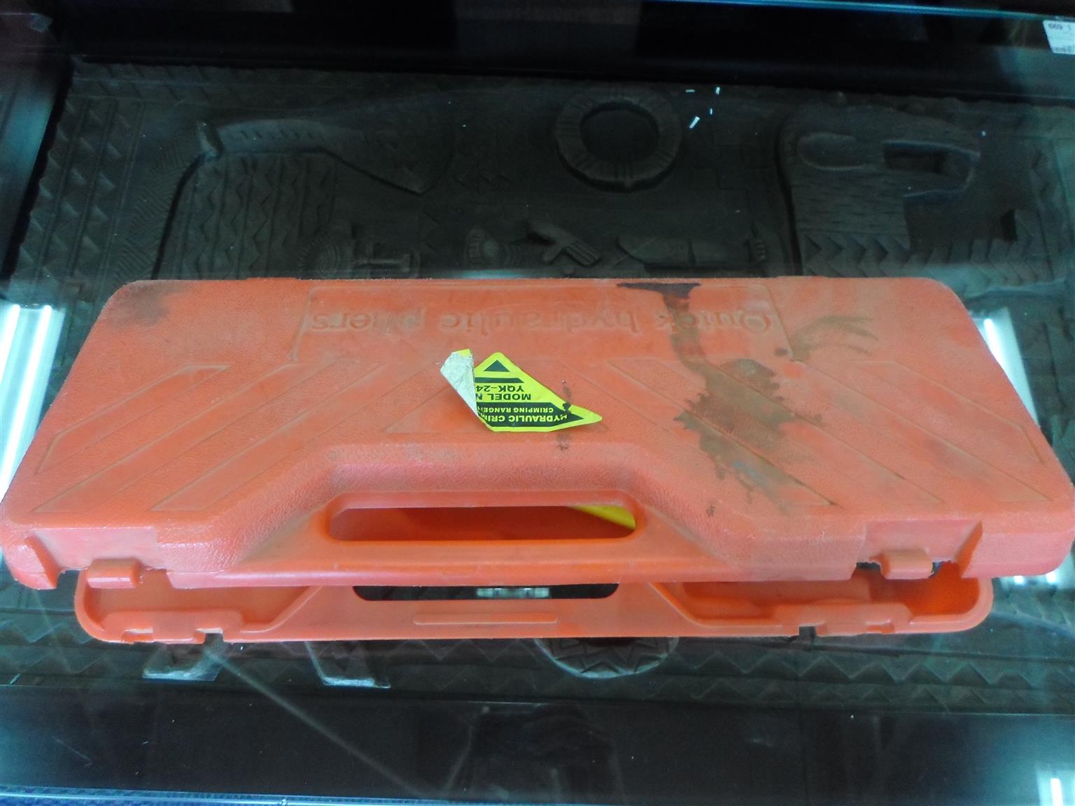 YQK-240 Quick Hydraulic Pliers