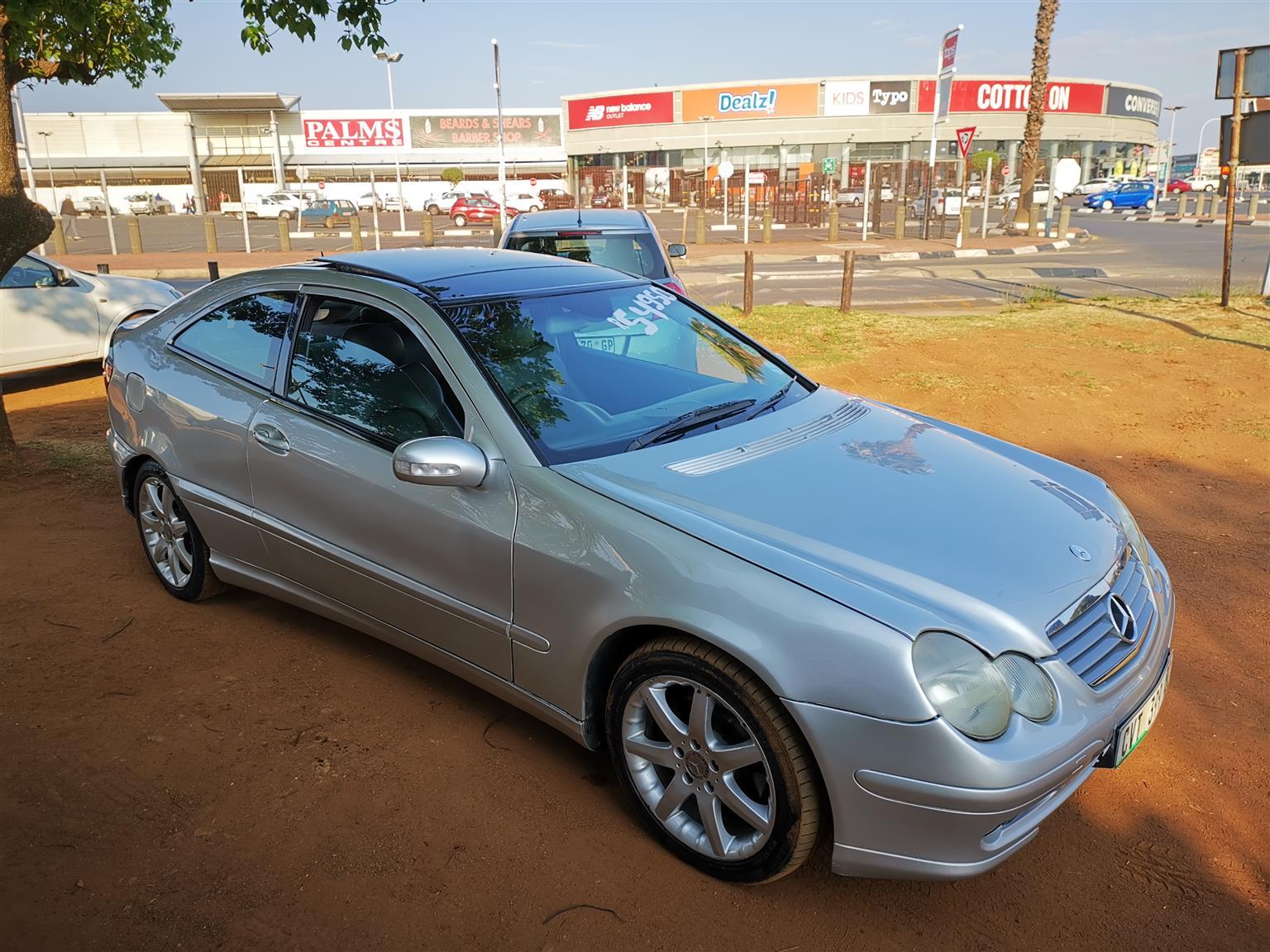 2002 Mercedes Benz C Class C230 Elegance