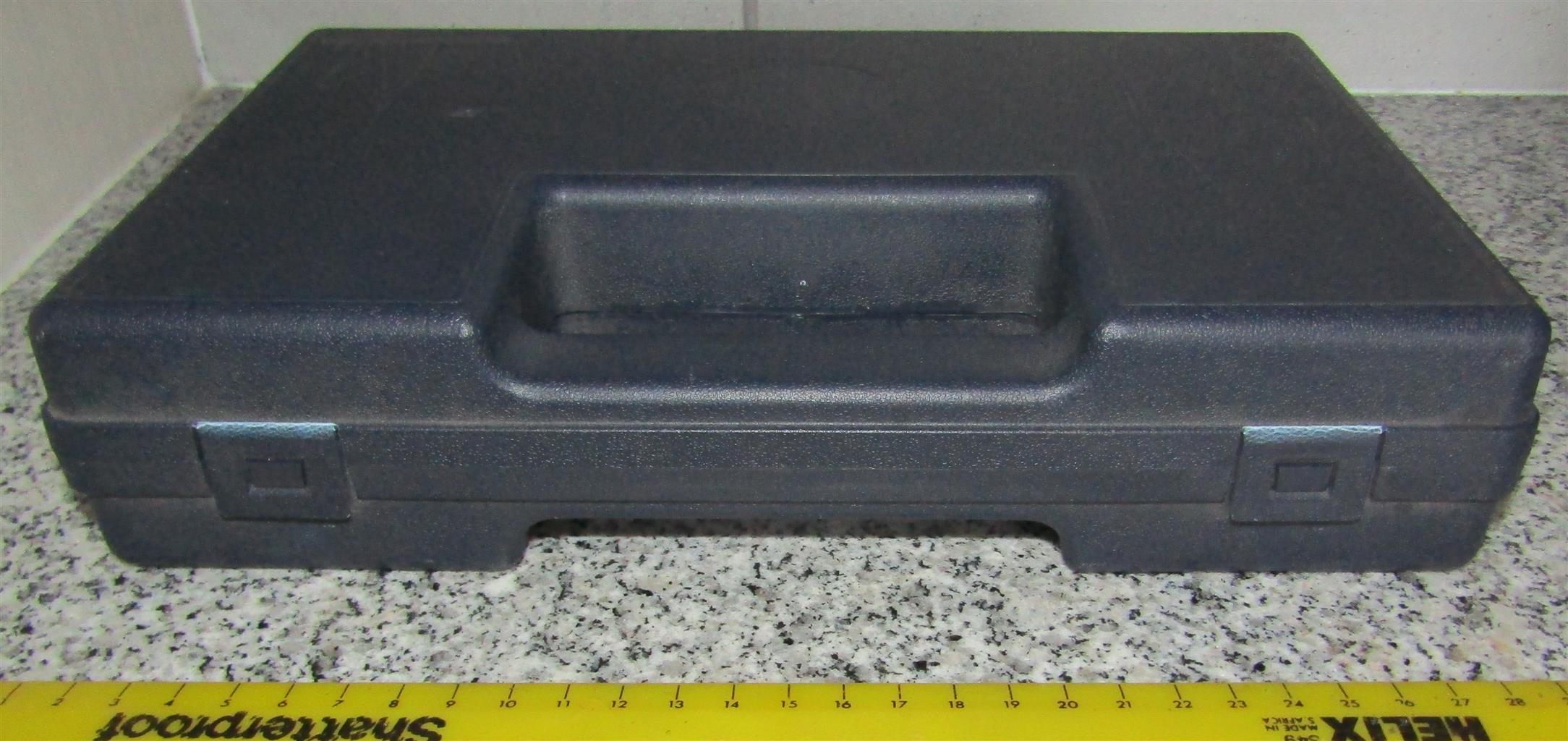 Plastic Hand Gun Case