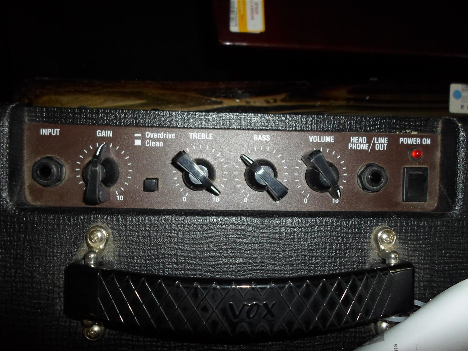 VOX 10 Pathfinder Amplifier