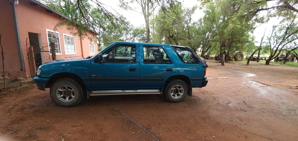 1998 Isuzu Frontier