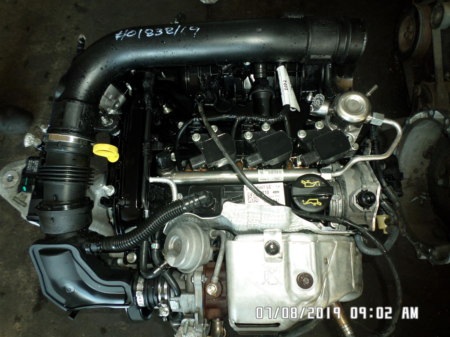 Ford Ecoboost 3 cylinders engine for sale | Junk Mail