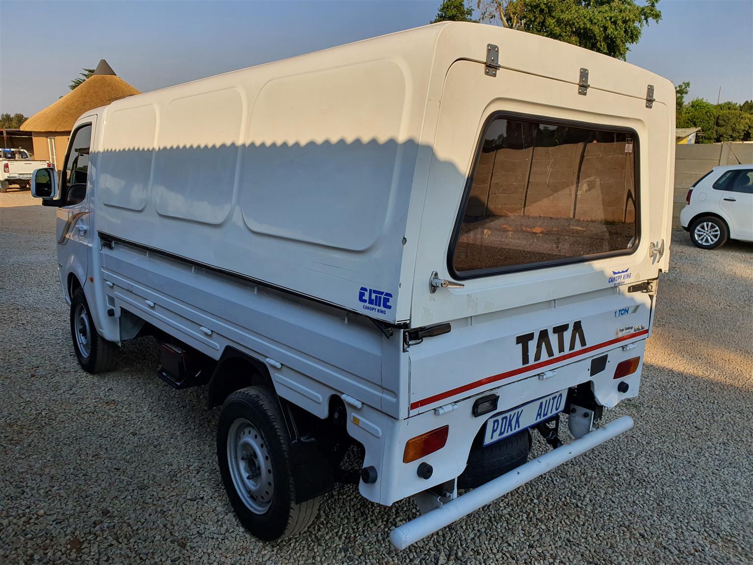 2016 Tata Super ace 1.4 TCIC (turbo diesel)