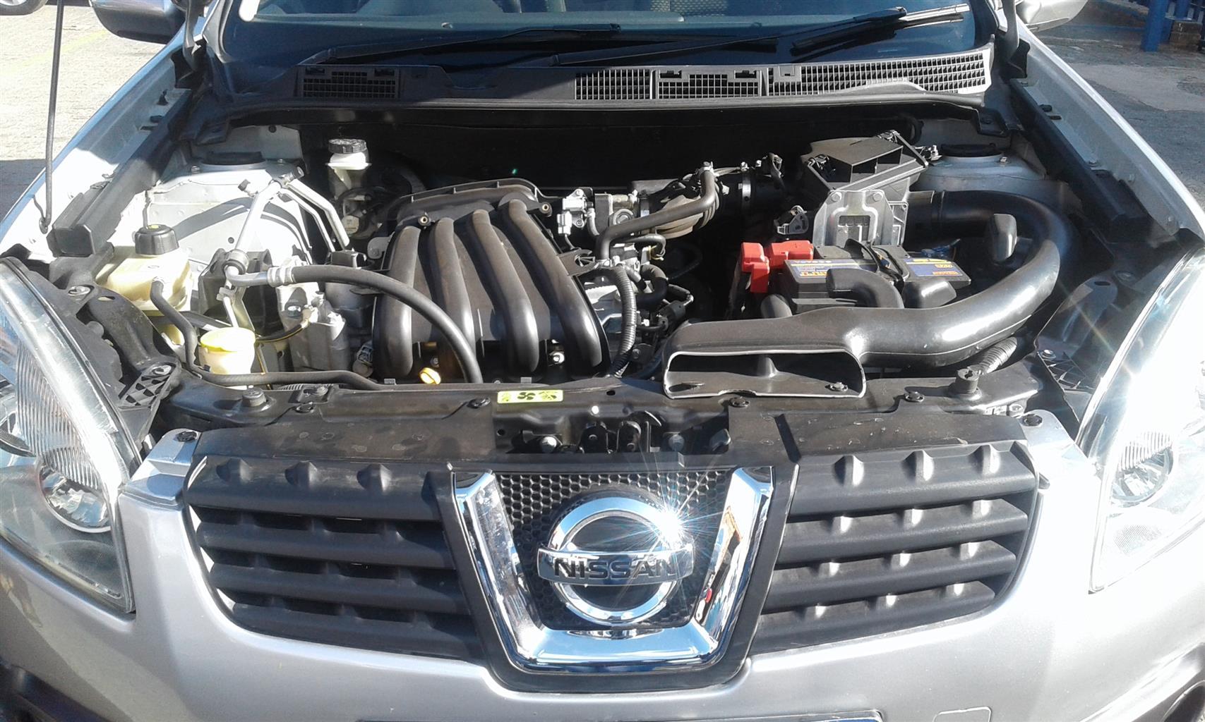 2008 Nissan Qashqai 1.6 Visia