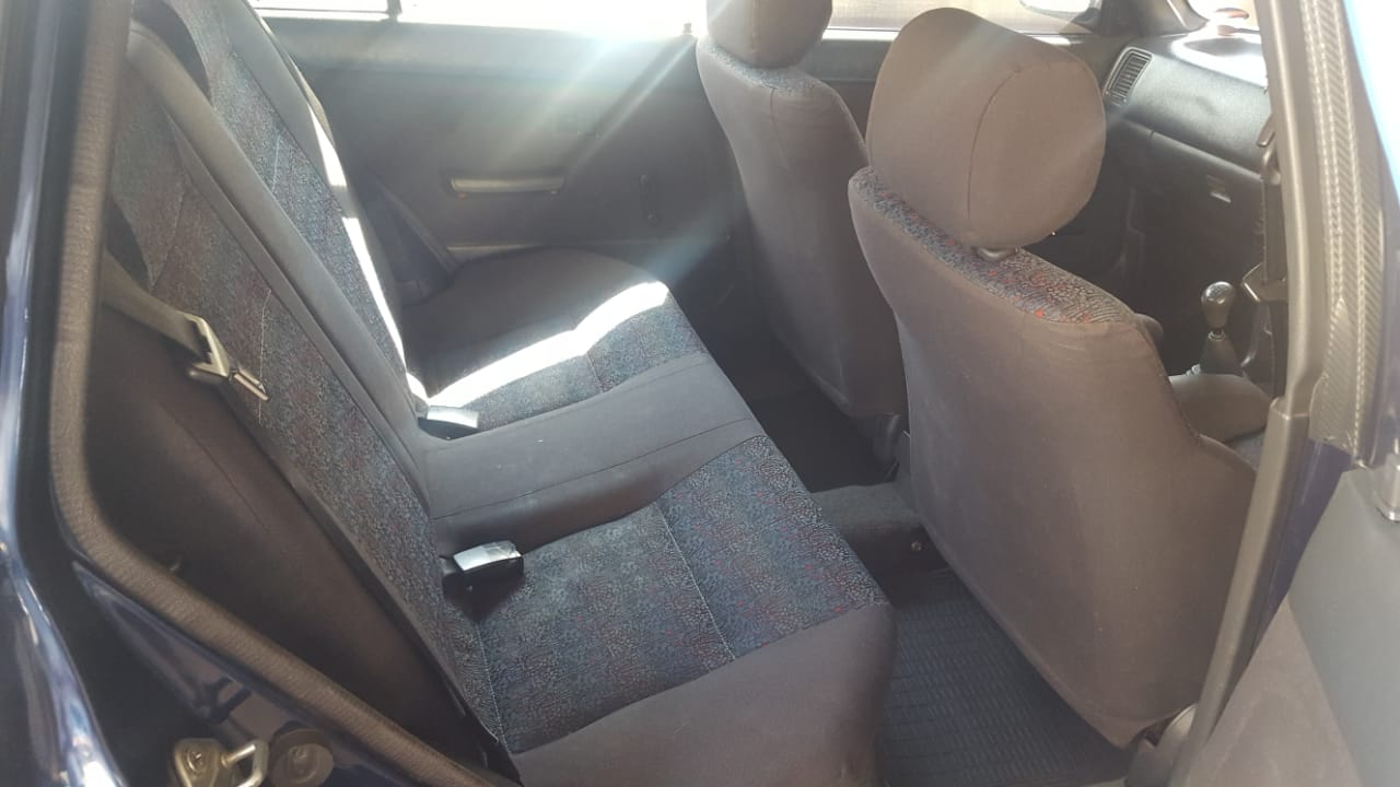 2005 Toyota Tazz 130 XE