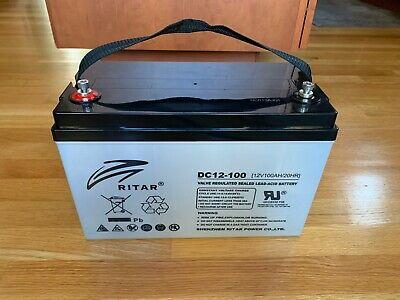 Rita (100Ah) Battery For Sale