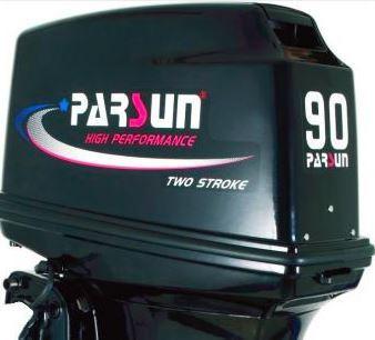 (H) PARSUN OUTBOARD MOTORS (PARSUN ABOVE THE REST)