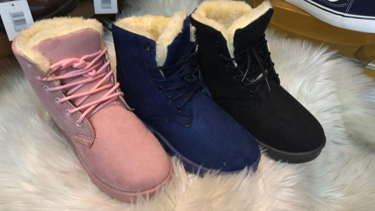 Winter boots on Special