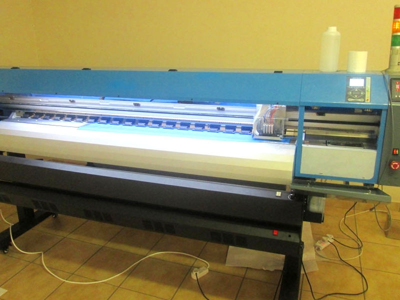 F-1860/AQUA/DX5 FastCOLOUR 1860mm Large-Format Water Based Dye or Pigment Ink Inkjet