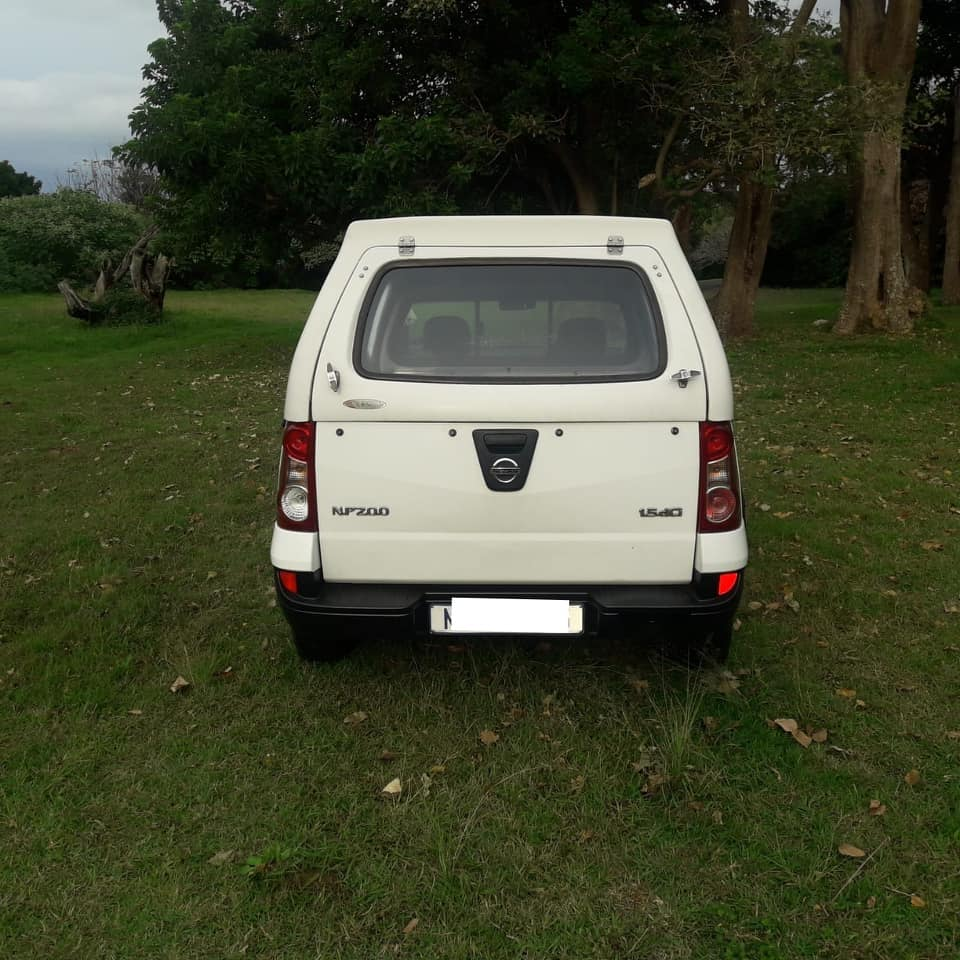 2011 Nissan NP200 1.5dCi pack
