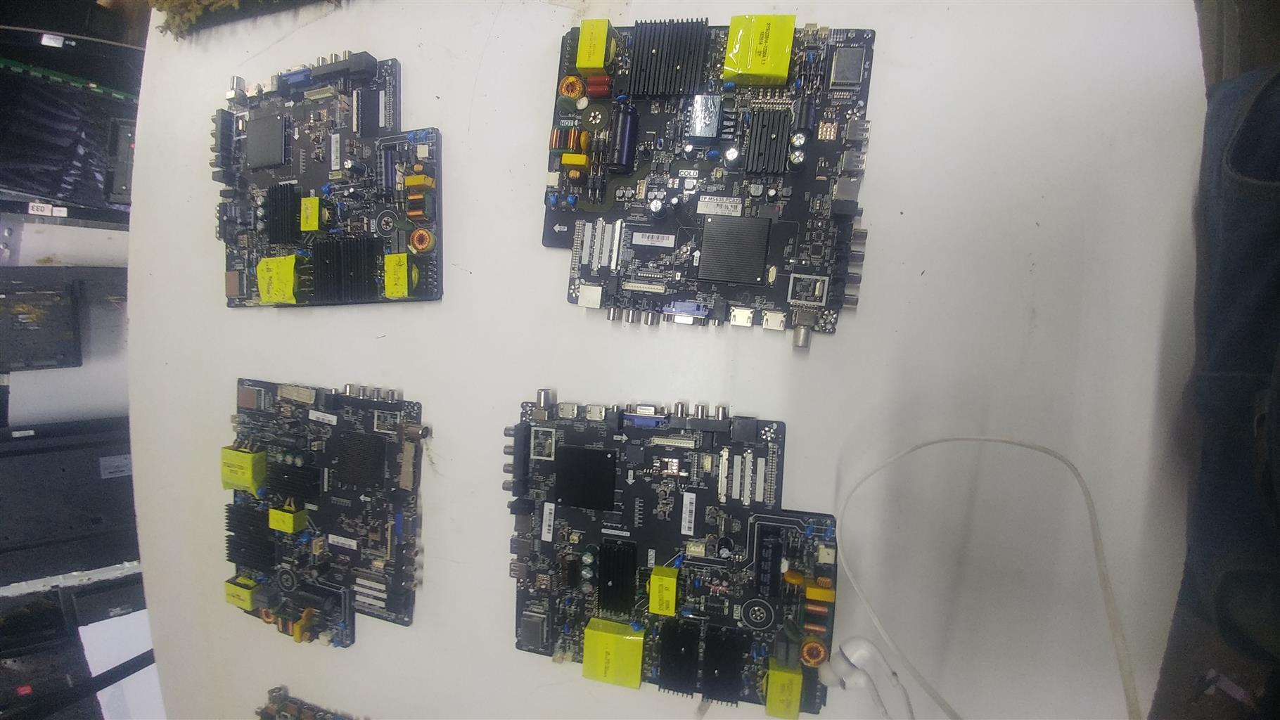 Variety of LED, LCD And Plasma Boards