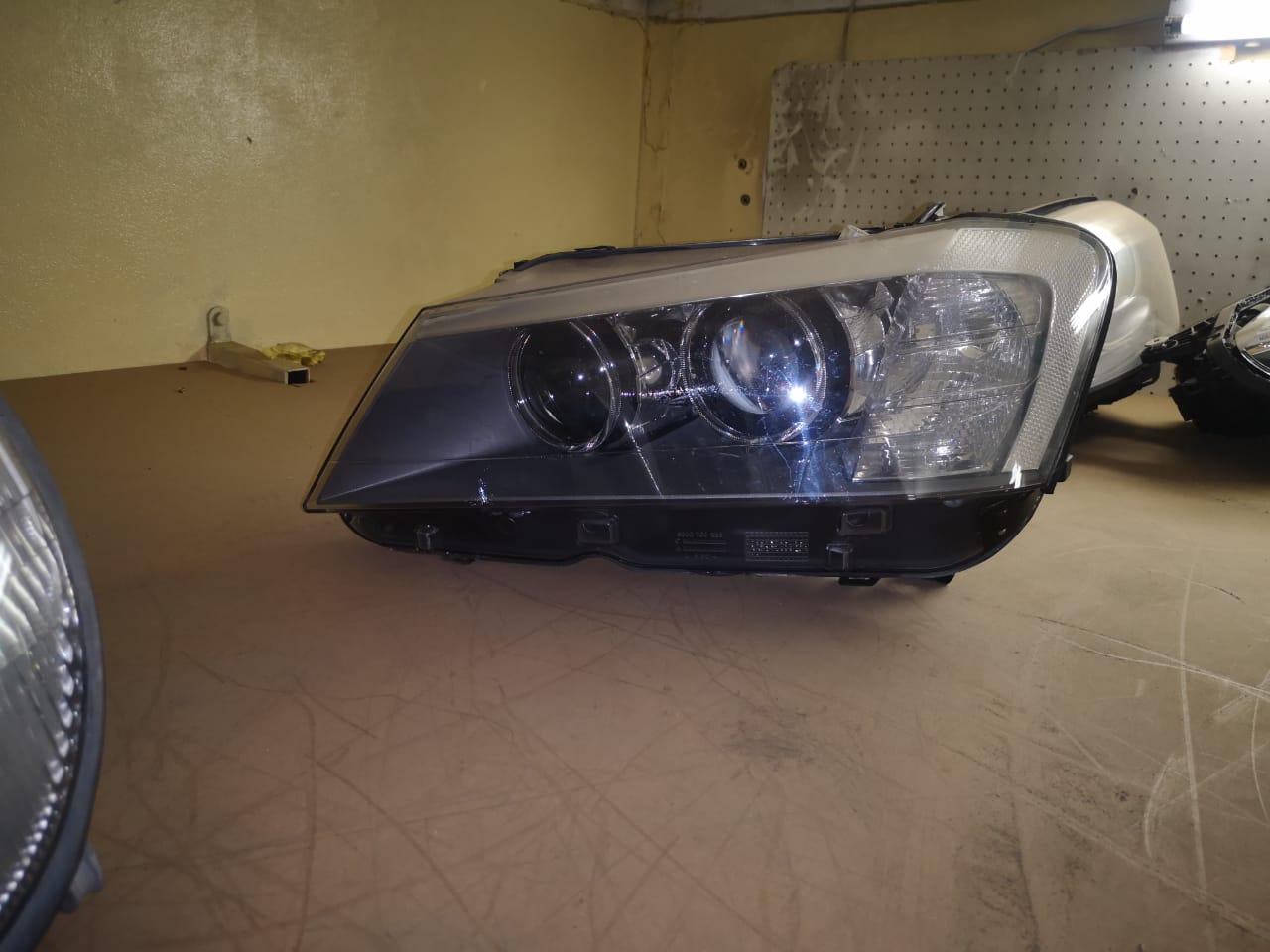 BMW LEFT SIDE HEADLAMP FOR SALE