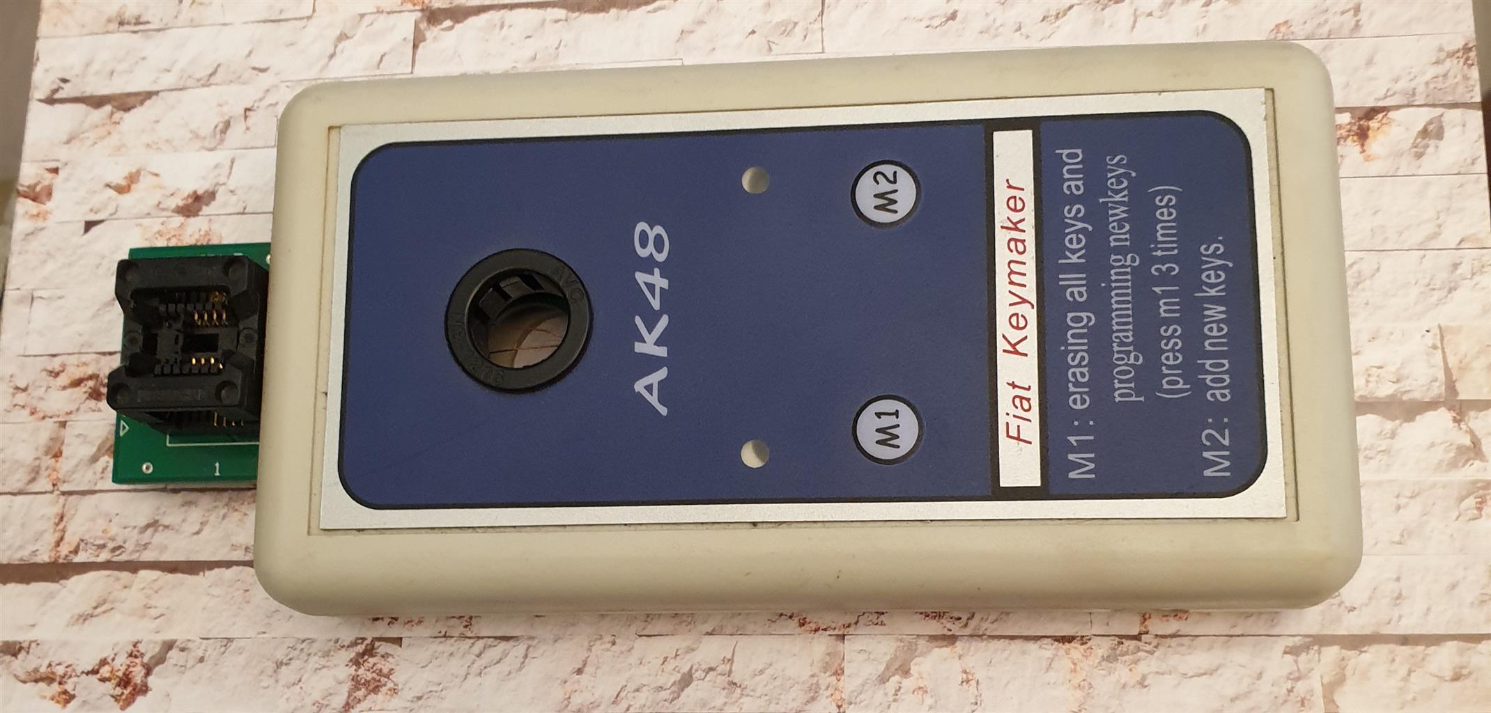 AK 48 Fiat keymaker