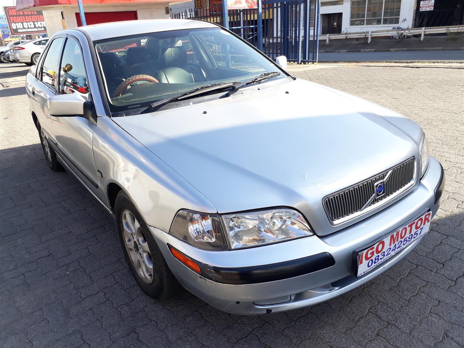2004 Volvo S40 2.0 Excel Powershift