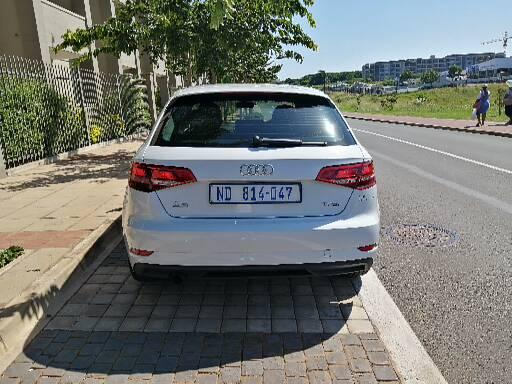 2018 Audi A3 TFSI Sportsback