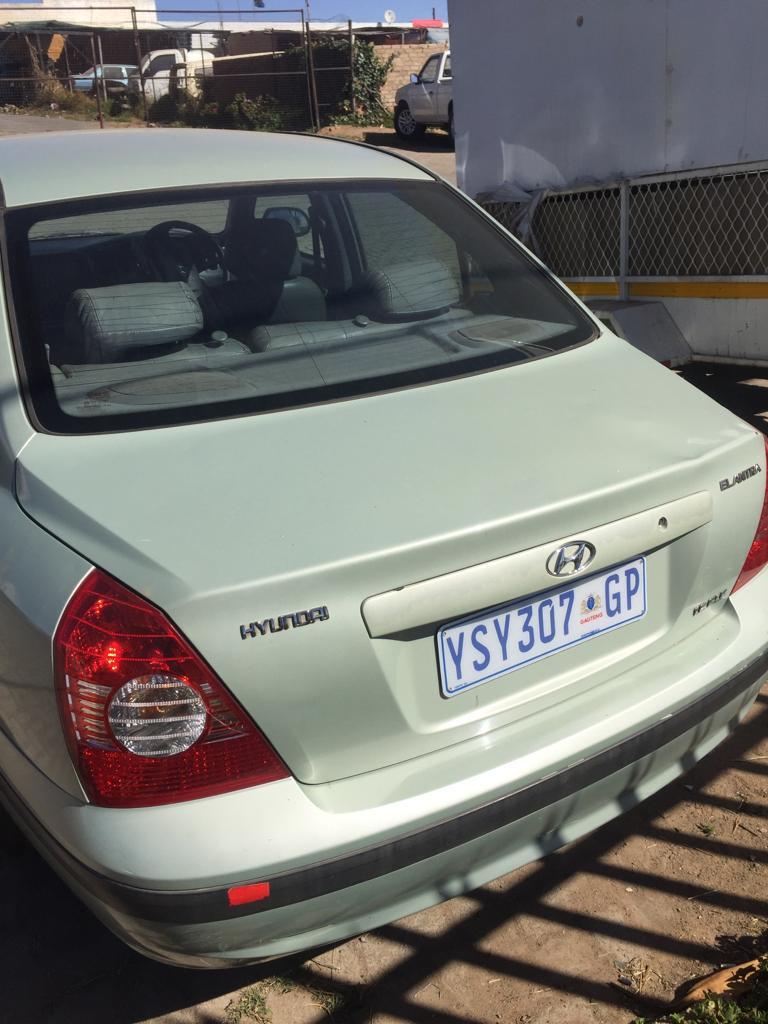 2007 Hyundai Elantra 1.6 GLS