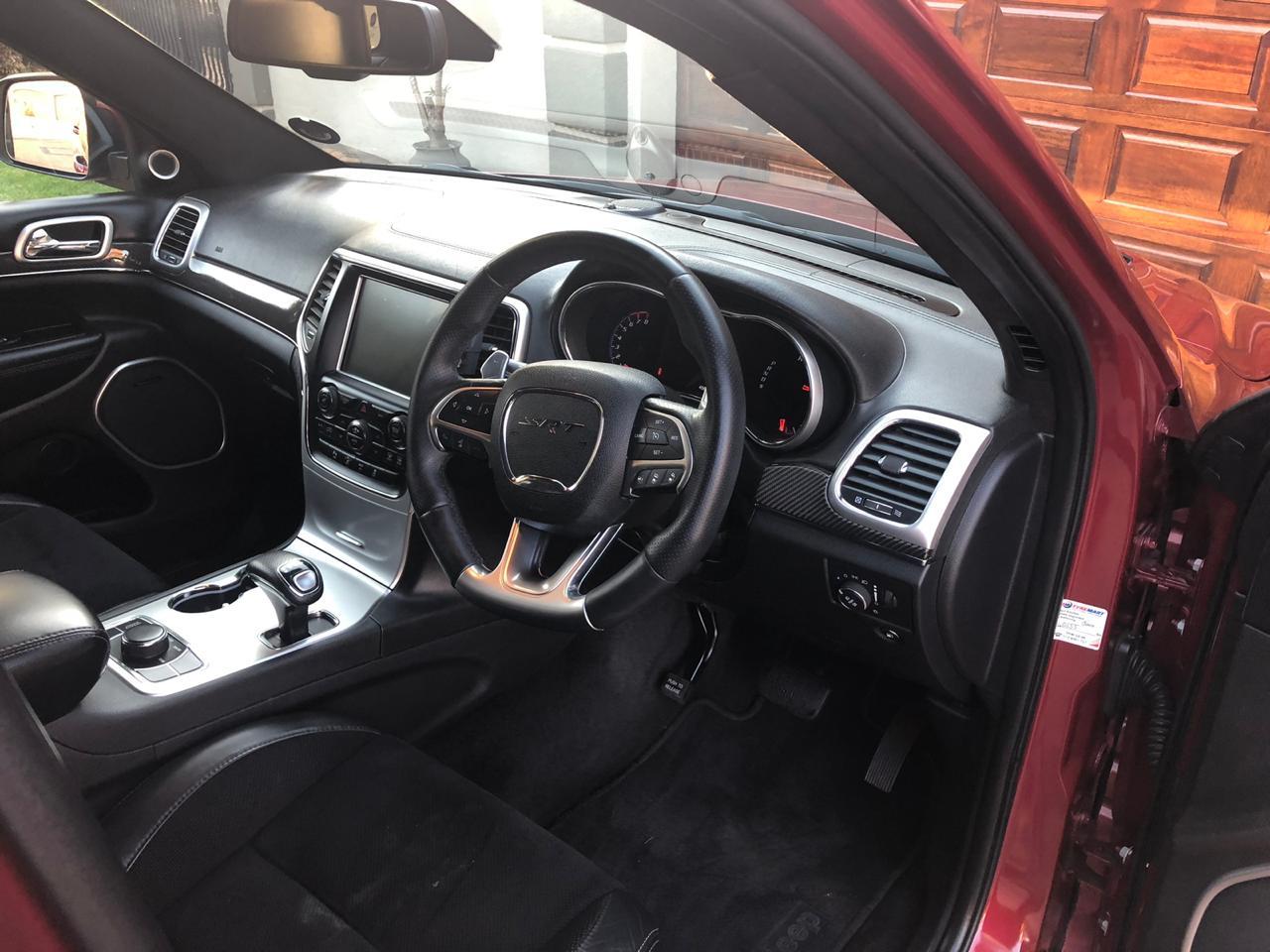 2016 Jeep Grand Cherokee SRT8