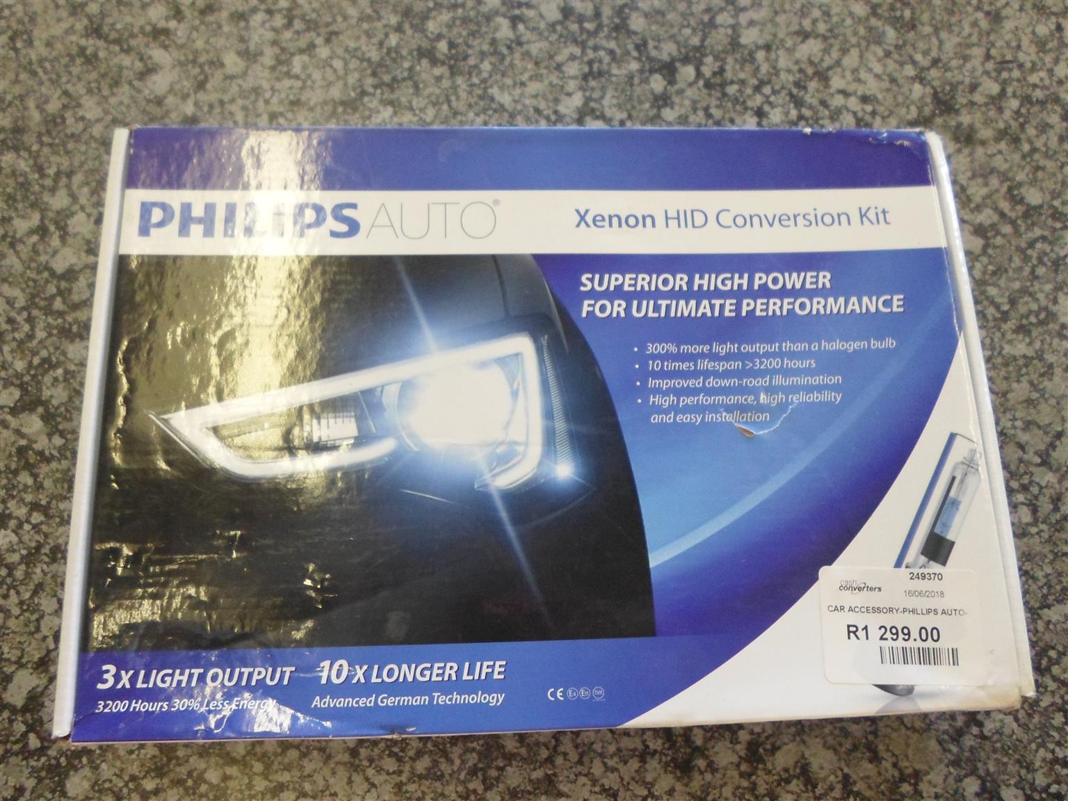 Philips Auto Xenon Lights