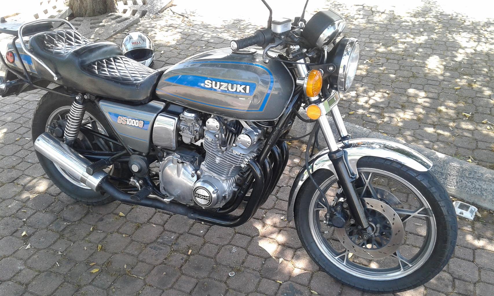 1980 Suzuki GS | Junk Mail