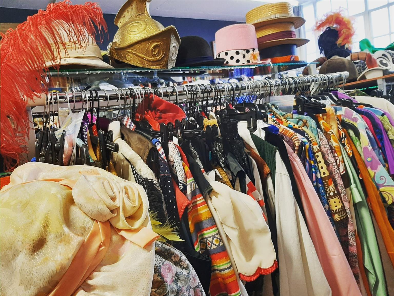 STOCK ASSET SALE: Pre Loved Clothing And Goods Shop