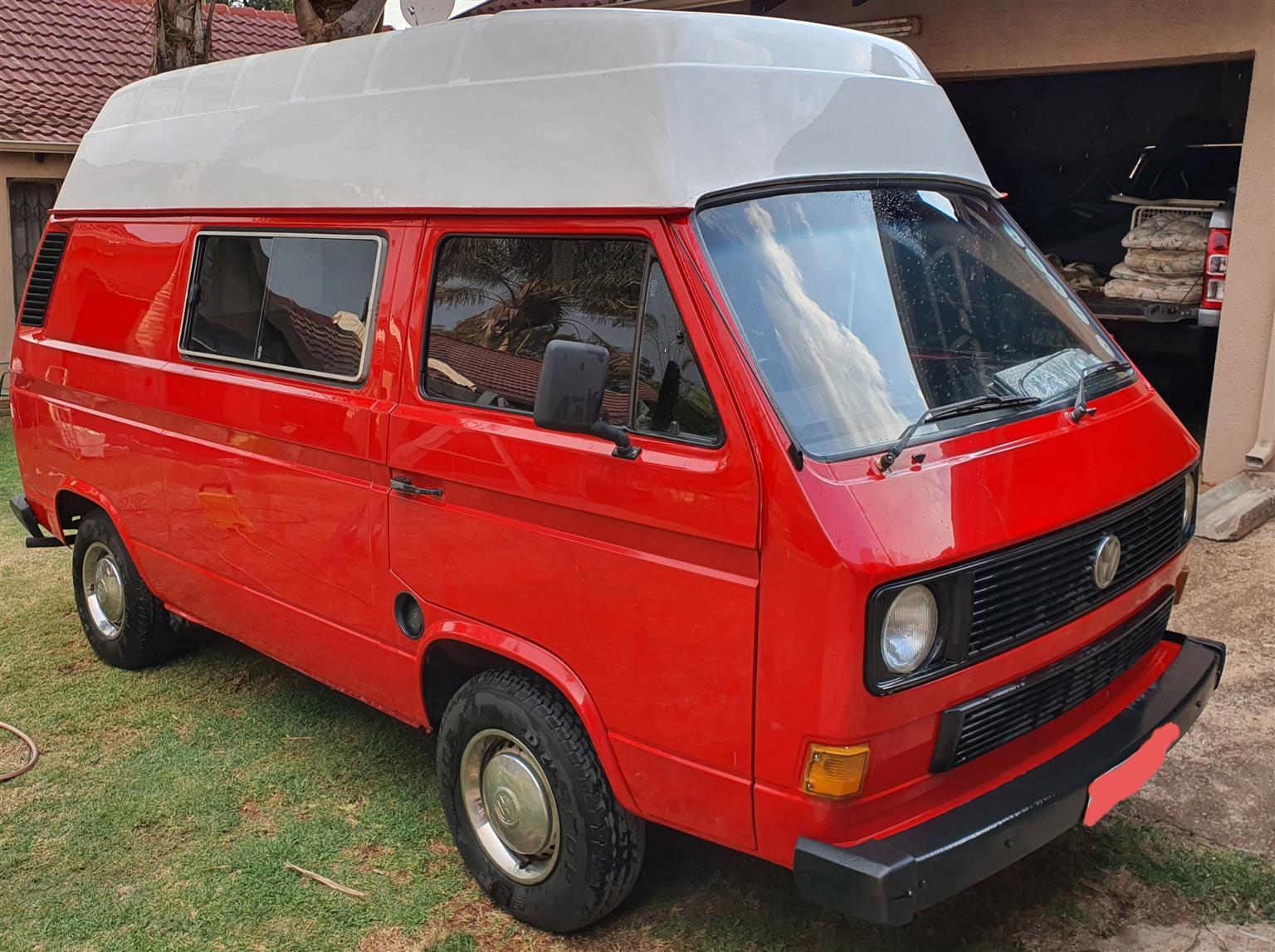1982 VW Kombi 1.9TDI LWB