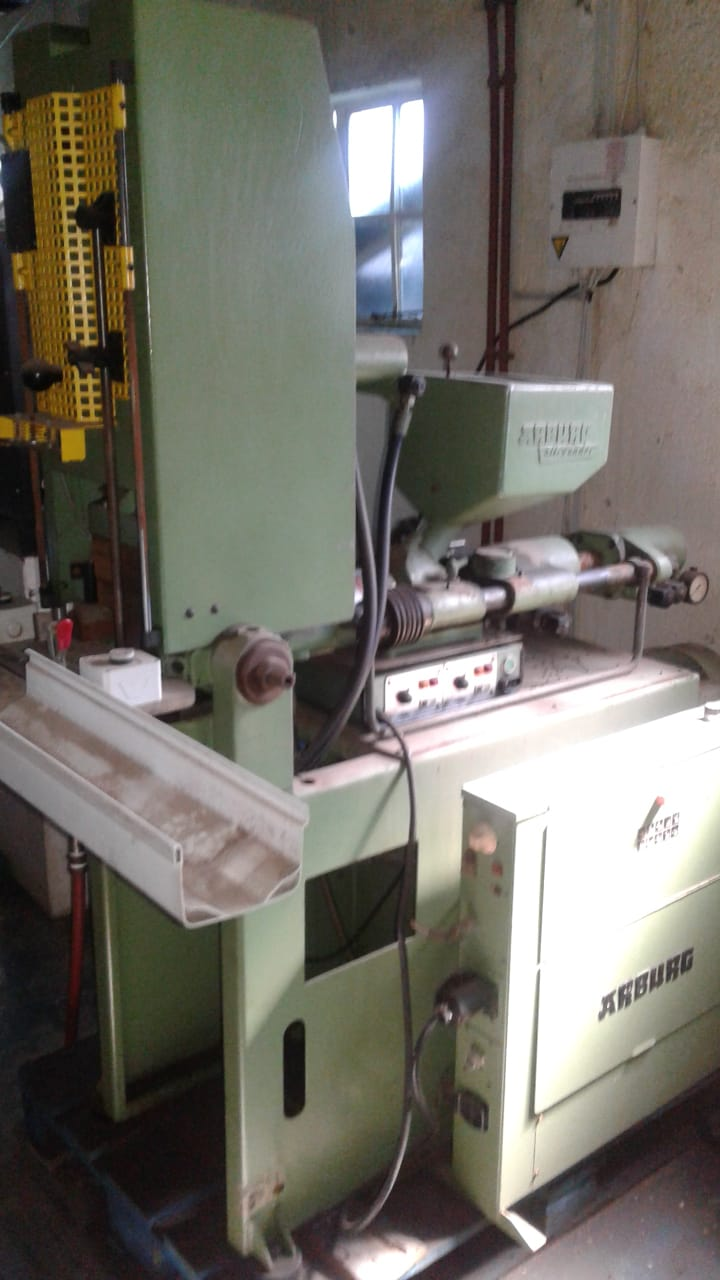 Plastic Injection Moudling Machine