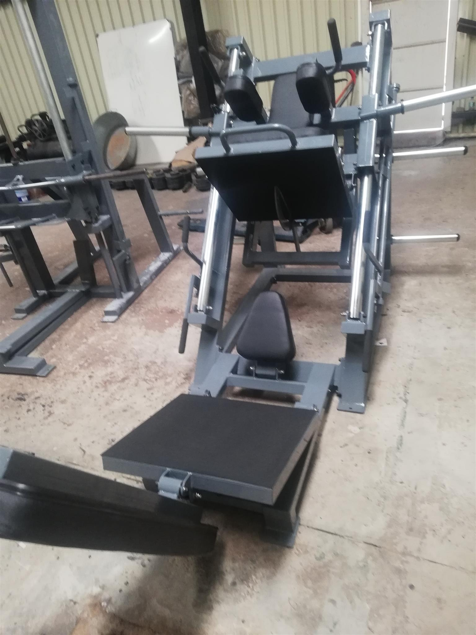 GYM EQUIPMENT INDOOR AND OUTDOOR FOR SALE