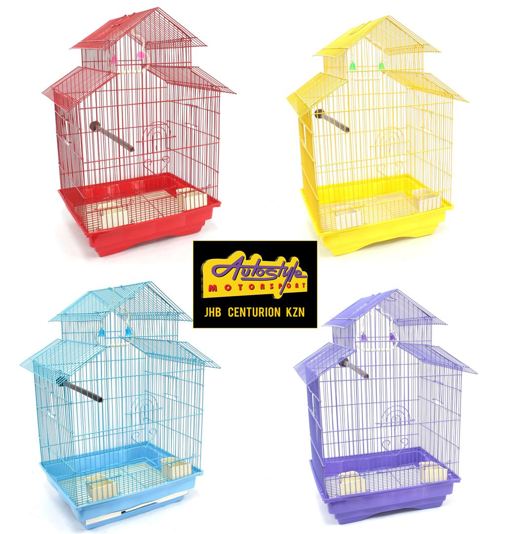 DIY Bird Cage Small 35 x 38 x 53cm R250 Quick and Easy to assemble