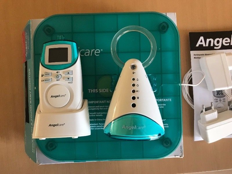 Angel Care Baby Sound Movement Monitor Junk Mail